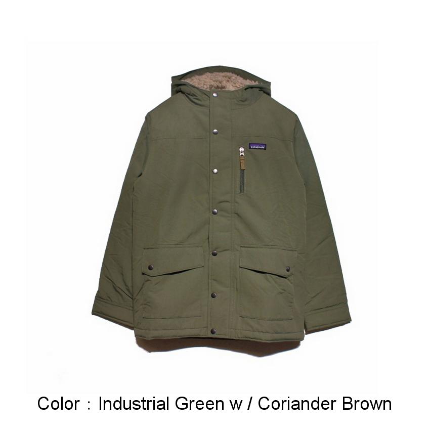 Industrial green w / Coriander brown