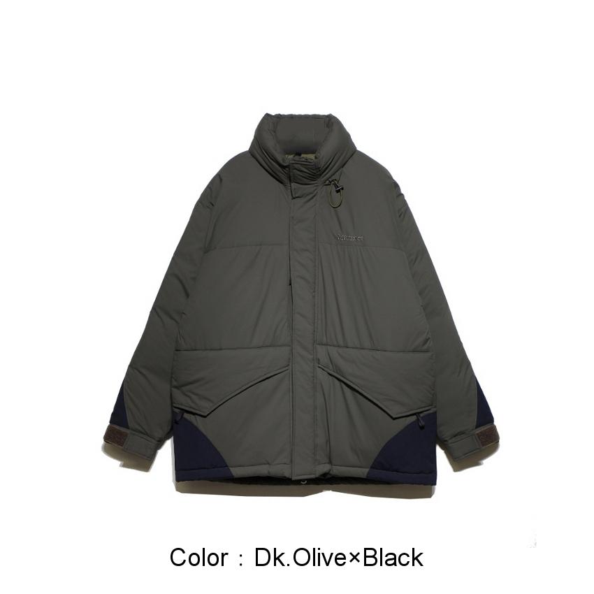Dk.Olive×Black