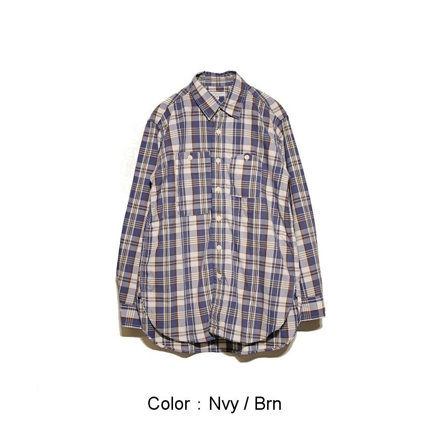 Nvy / Brn